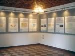 La Sala espositiva del CDS al Centro culturale Principessa Isabella