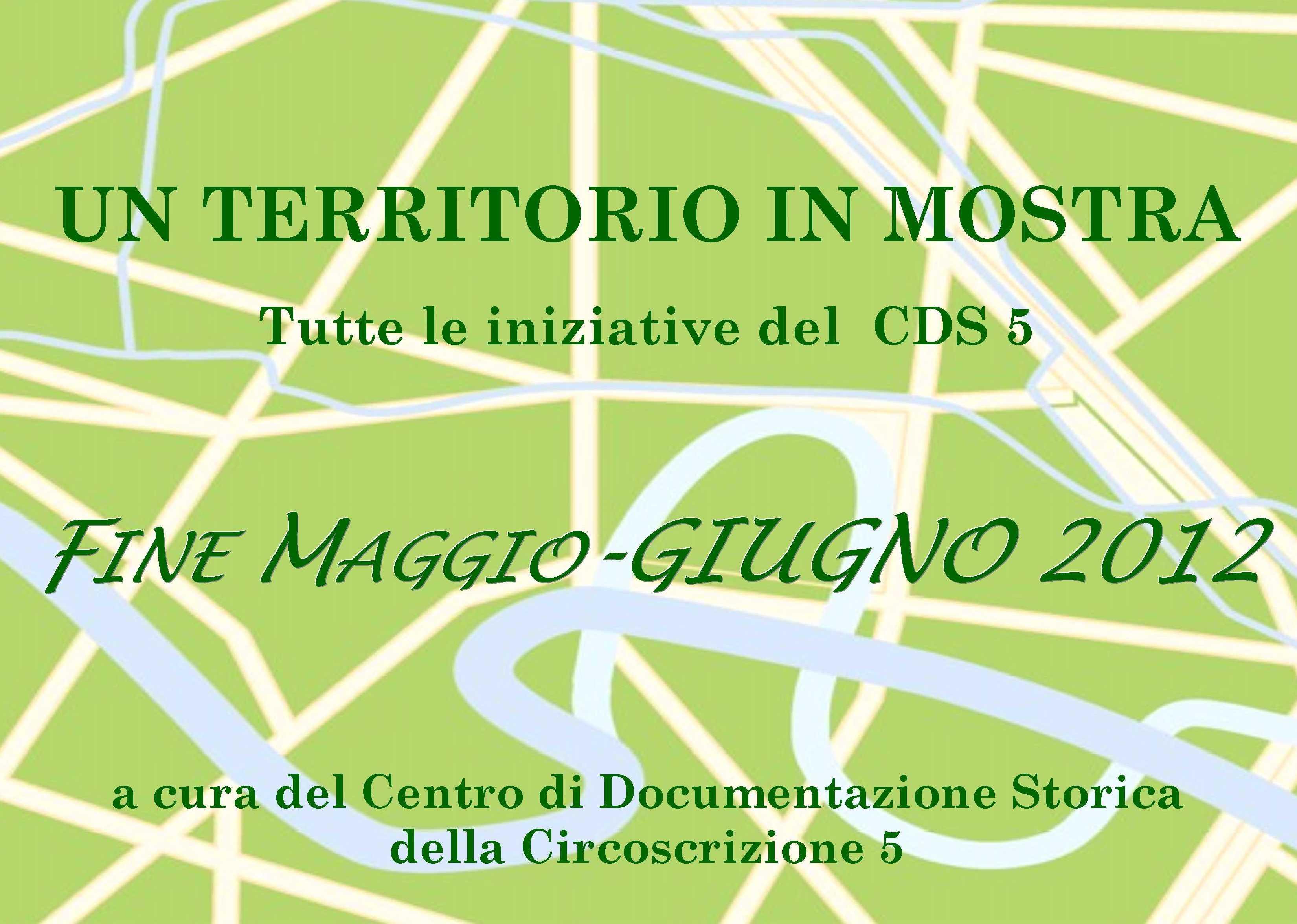 CDS Programma giugno 2012
