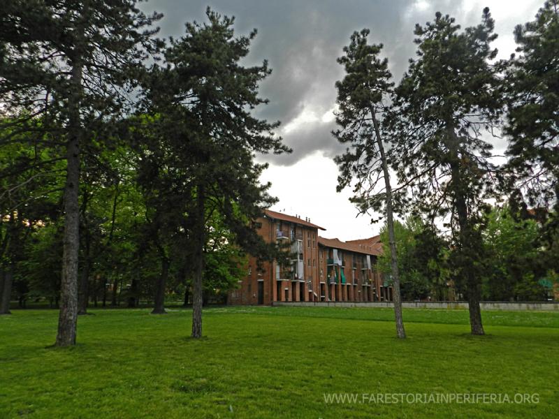 Quartiere Vallette Torino 2015