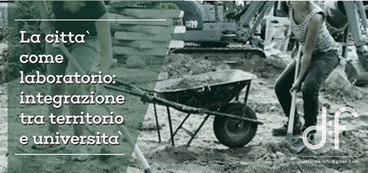 Politecnico di Torino Incontro La città come laboratorio