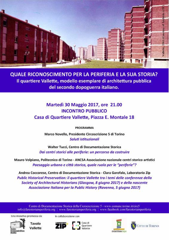 locandina CDS-Vallette incontro pubblico 30 maggio 2017