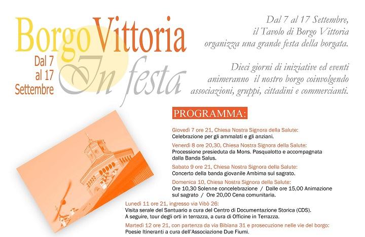 Festa di Borgo Vittoria