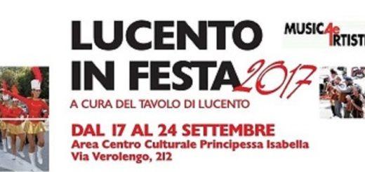 Festa di Lucento 2017