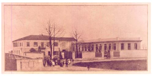 28 Asilo di Lucento nell'ampliamento del 1913 ora Centro culturale Principessa Isabella
